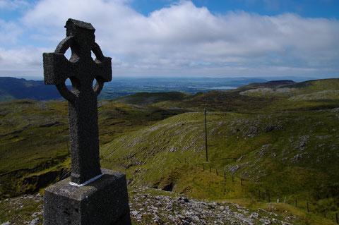 アイルランド ケルト十字
