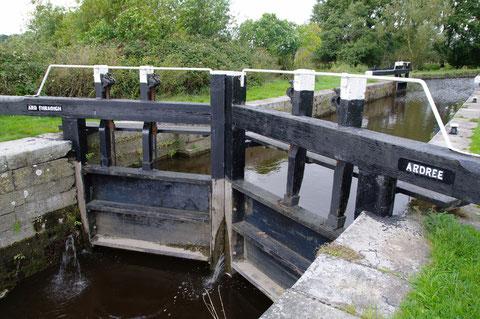 アイルランド 運河