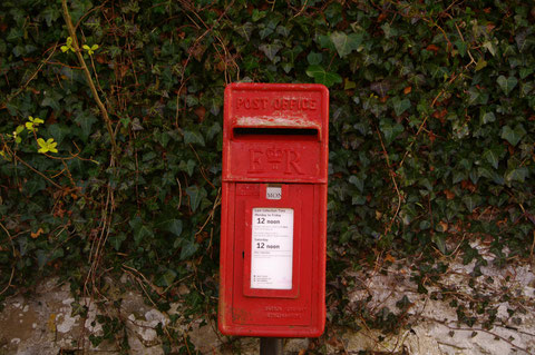 アイルランド 郵便ポスト