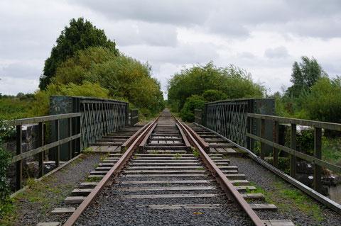 アイルランド 線路