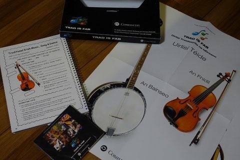 アイリッシュ音楽 教材