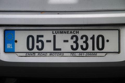 アイルランド 全県 旅行 リムリック 県 州 Limerick