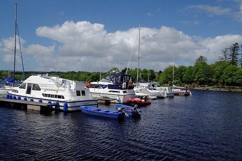 アイルランド ダーグ湖