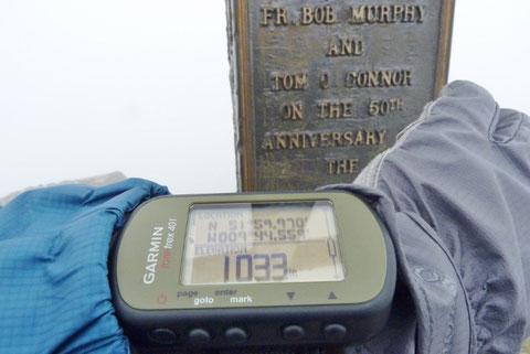 キャラントゥール山登山