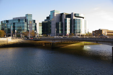 International Financial Service Centre Dublin