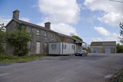 アイルランド 鉄道 駅舎