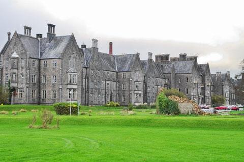 アイルランド 病院