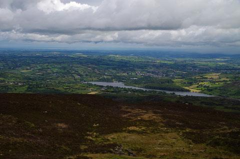 アイルランド ハイキング