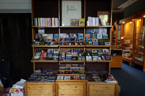 アイリッシュミュージック CD 店舗