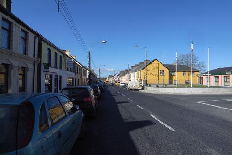 アイルランド 田舎の町