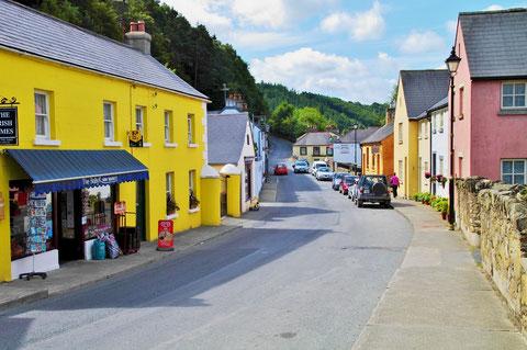 アイルランド - 田舎 - 町