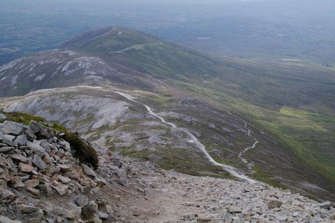 クロー・パトリック 登山