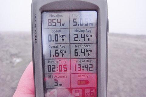 アイルランド 北アイルランド GPS