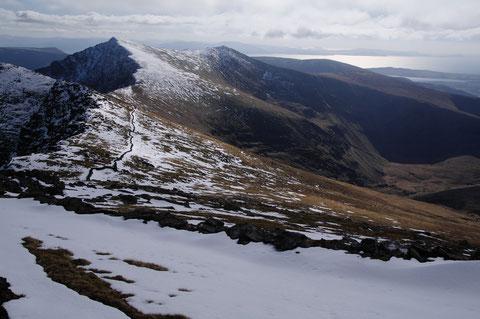 アイルランド 雪 冬