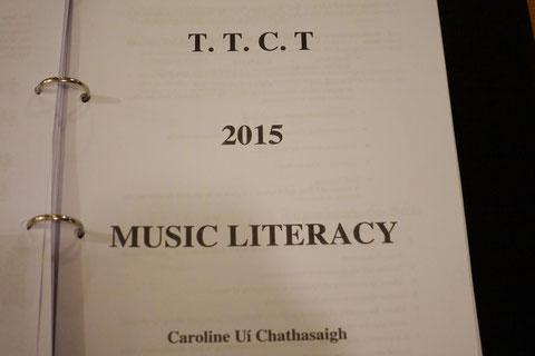 アイルランド 音楽 学校