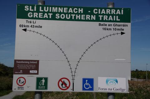 アイルランド 鉄道 廃線