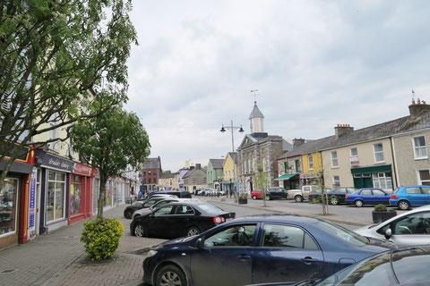 アイルランド 町並み