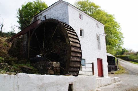 アイルランド 水車