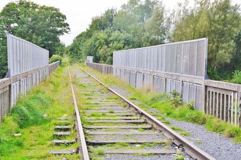 アイルランド 鉄道 線路