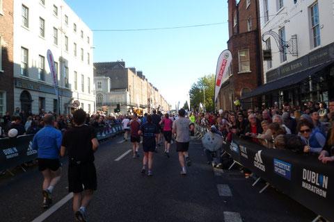 アイルランド スポーツ ダブリンマラソン