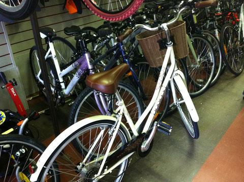 アイルランド 自転車屋
