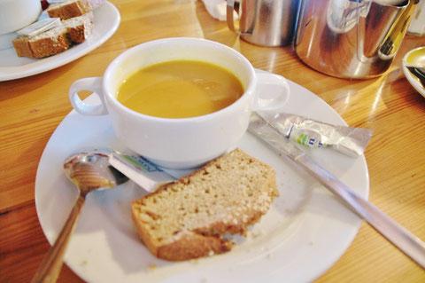 アイルランド ランチ 本日のスープ