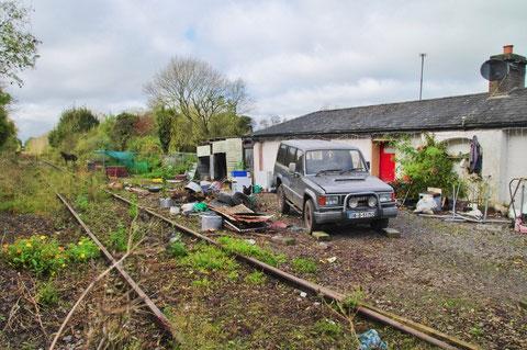 アイルランド 鉄道 線路 廃線