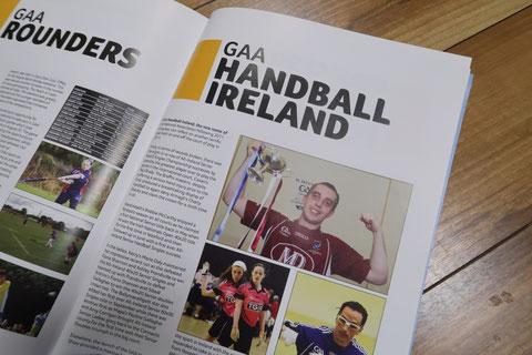 アイルランド GAA スポーツ