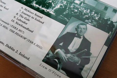 アイルランド音楽 CD イリアン・パイプス