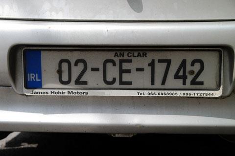 アイルランド 全県 旅行 クレアClare 県 州