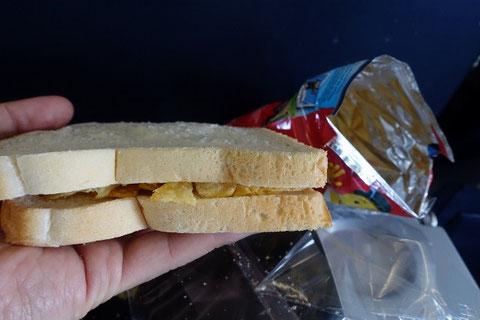 アイルランド サンドイッチ
