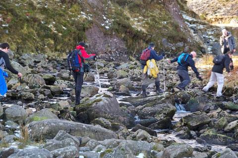 アイルランド ウォーキング ハイキング