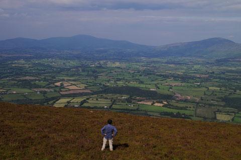 アイルランド 最高峰
