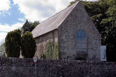 アイルランド 教会