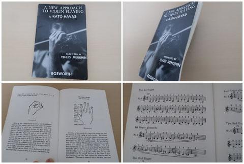 ハヴァシュ式 バイオリン奏法