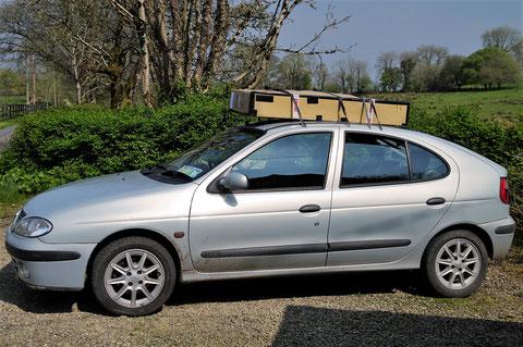 アイルランド 自動車