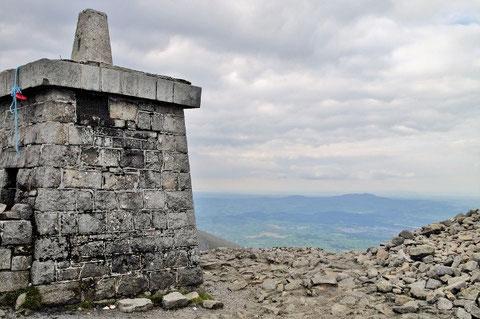 アイルランド 北アイルランド 旅行 ハイキング 最高峰