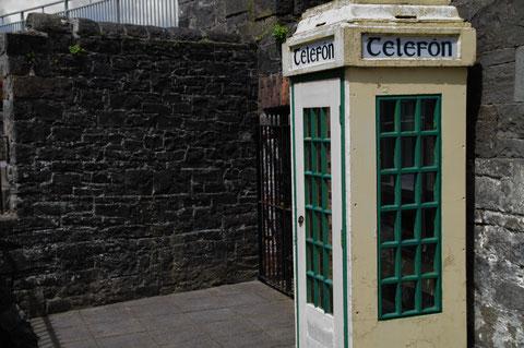 アイルランド 公衆電話