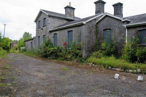 アイルランド 鉄道 駅