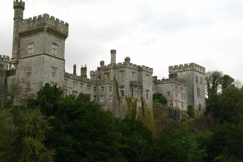 リズモア城 アイルランド