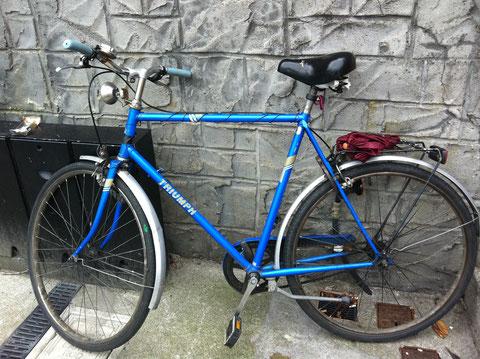 トライアンフ 自転車