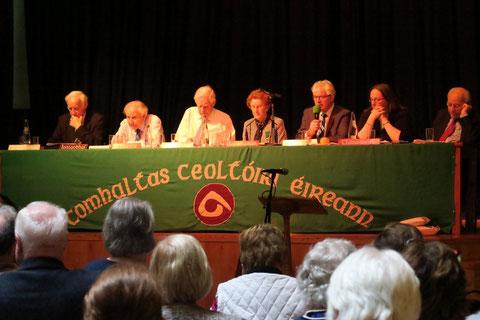 アイルランド音楽家協会 アイリッシュ音楽