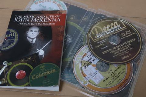 ジョン・マケンナのCD