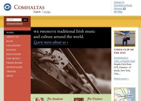 アイルランド音楽家協会 CCÉ
