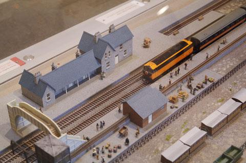 アイルランド 鉄道 博物館