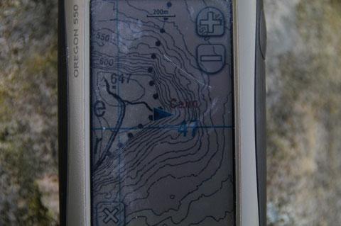 トラスクモア山 リートリム