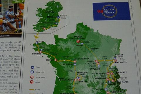アイルランド 自転車