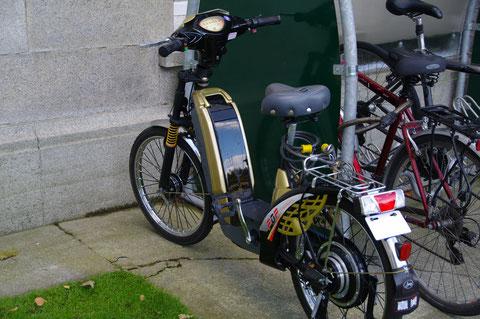 アイルランド 電動自転車