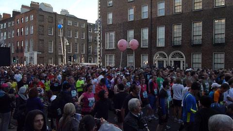 アイルランド スポーツ マラソン