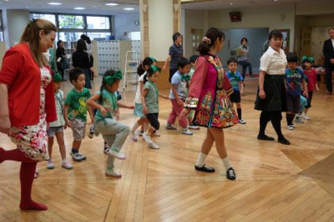 アイリッシュダンス 教室